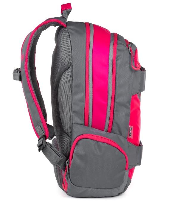 Študentský batoh OXY Šport NEON LINE Pink 46cm  e6c421c63e