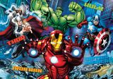 Clementoni Puzzle 104 3D Avengers