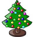 Vianočné nálepky a dekorácie