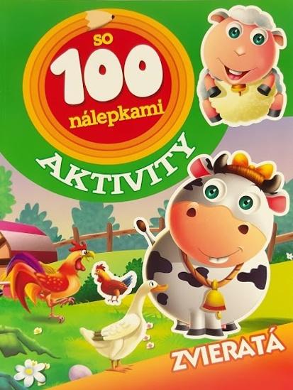 Aktivity so 100 nálepkami