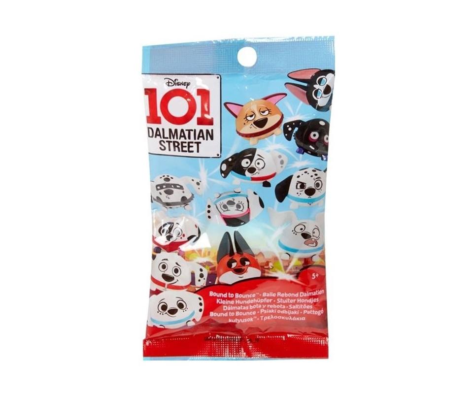 Mattel 101 Dalmatíncov mini figúrka v sáčku