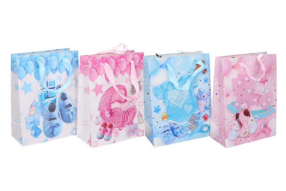 Darčeková taška detská 40x31x12 cm
