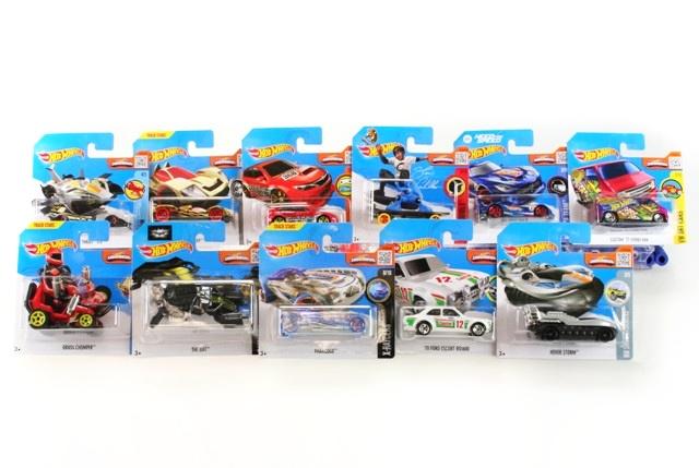 Mattel Hot Wheels autíčka