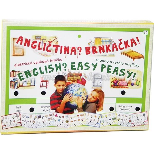 Angličtina - Brnkačka
