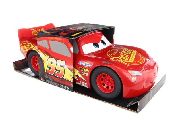 Auto Blesk McQueen 50 cm