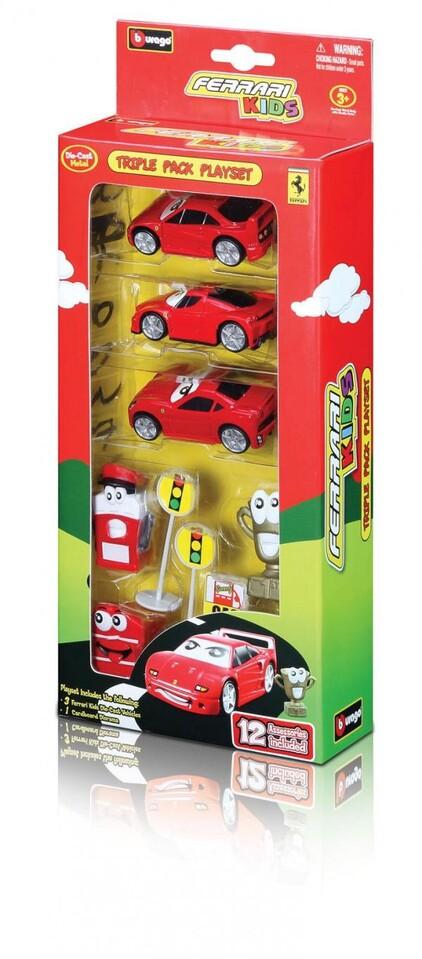 Auto Burago kids 3ks