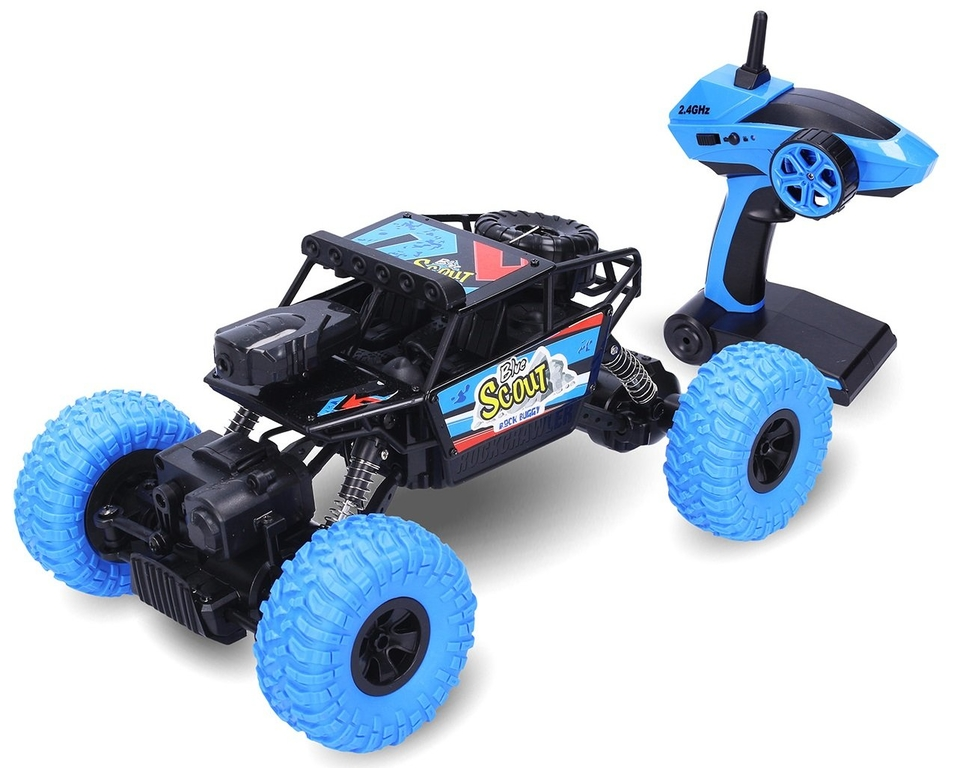 Auto Blue Scout RC Camera