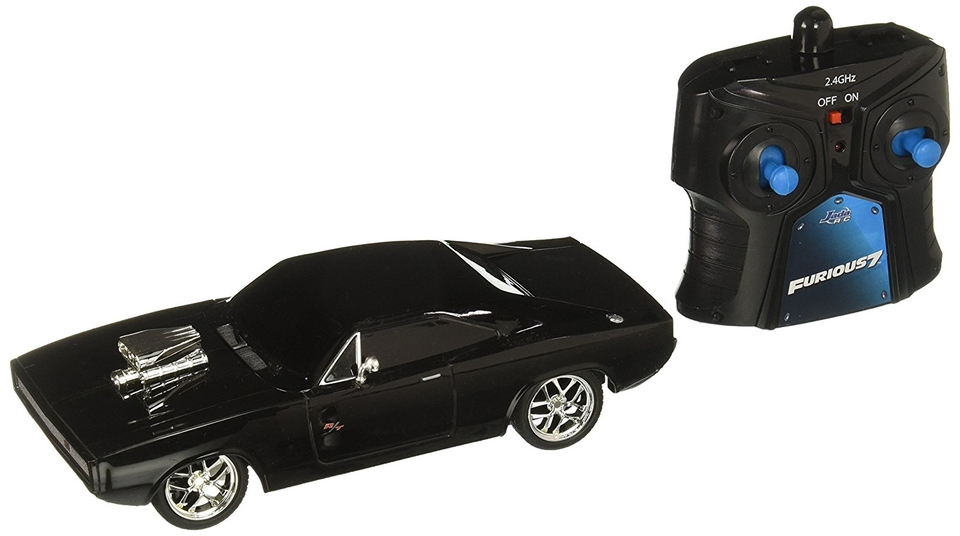 Fast & Furious Dodge Charger 19cm RC
