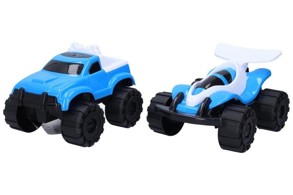 Auto do piesku 22cm - formula