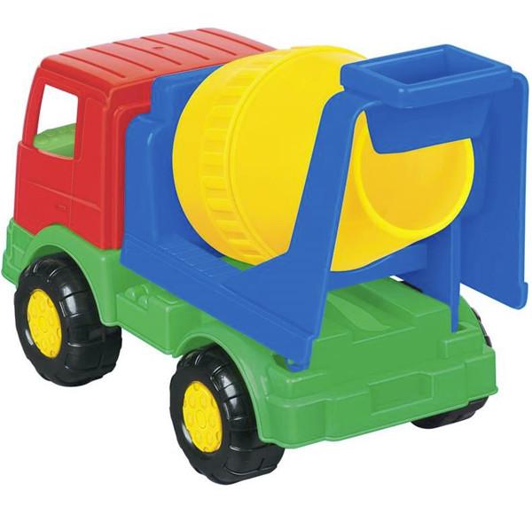 Stavebné auto s domiešavačom 20cm