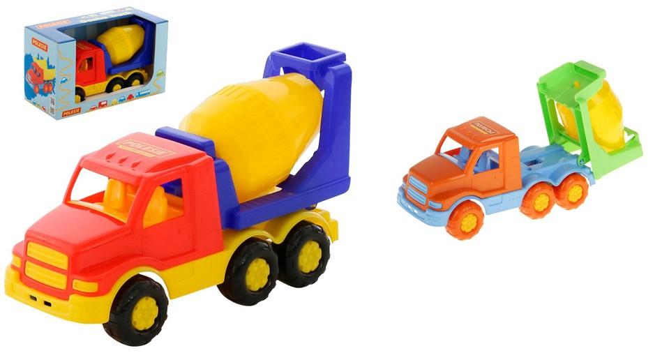 Auto domiešavač Gosha Truck 27cm - náhodná