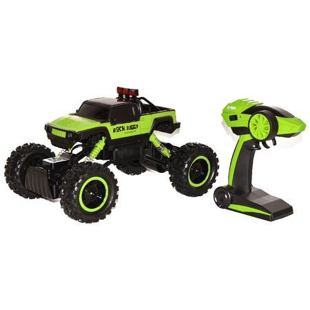 Auto Green Monster RC
