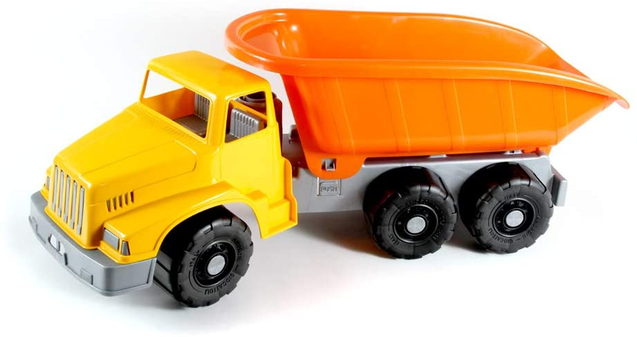 Auto nákladné, vyklápacie 46cm - náhodná