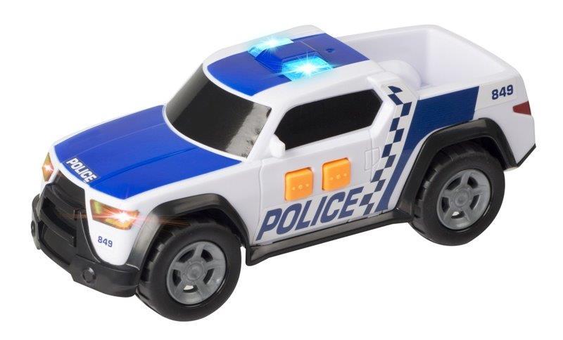 Auto policajné 16 cm