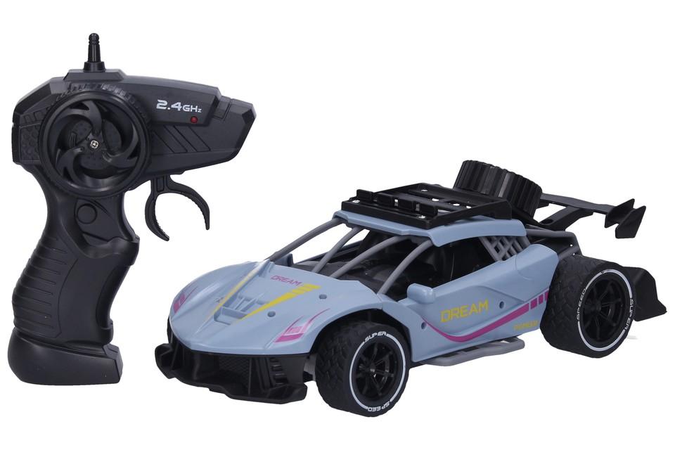 Auto športové modré RC 24cm