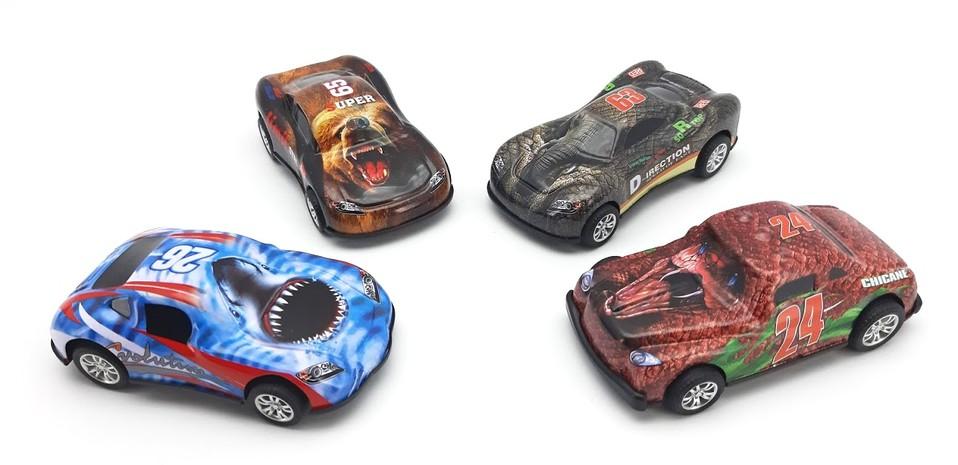 Auto Safari kovové 13cm