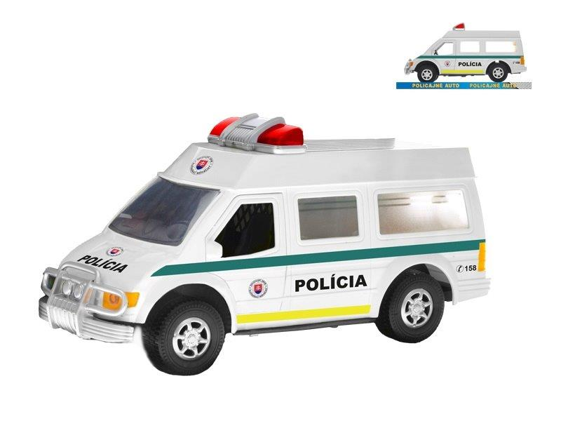 Auto Slovenská polícia