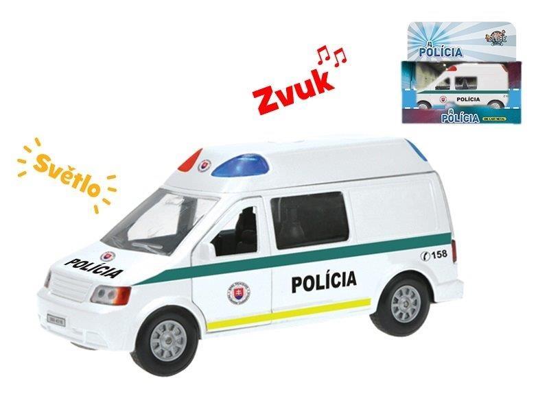 Auto Slovenská polícia 13cm