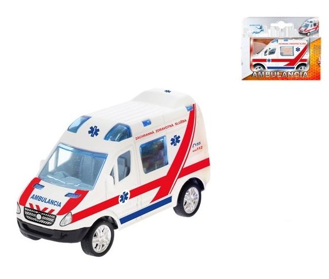 Auto Slovenská ambulancia 8,5cm