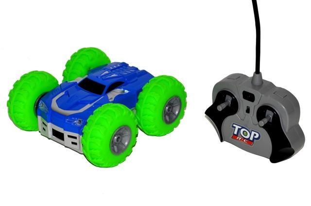 Auto Tornádo 15cm RC - modrá