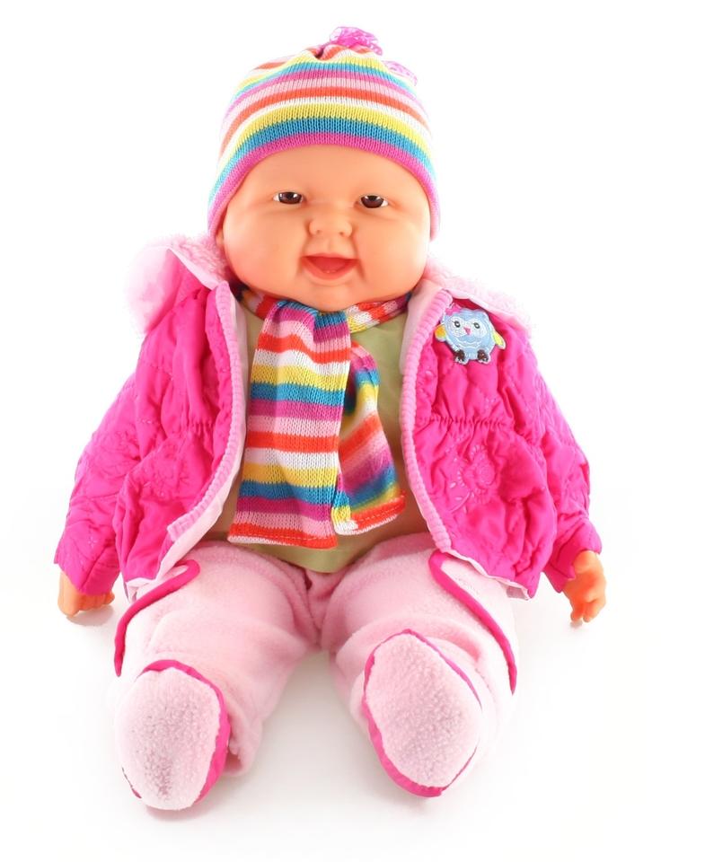 Veľká bábika dievčatko 50cm