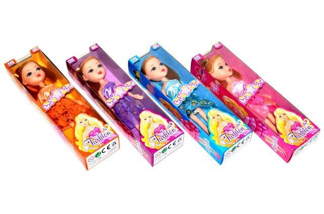 Bábika - fialová