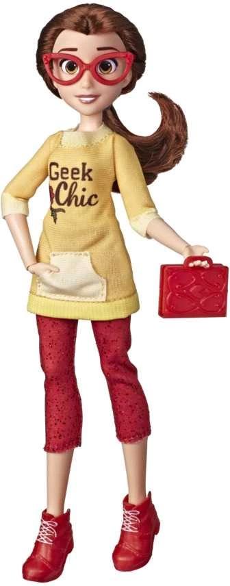Hasbro Disney Princess Moderné bábiky Bella 30cm