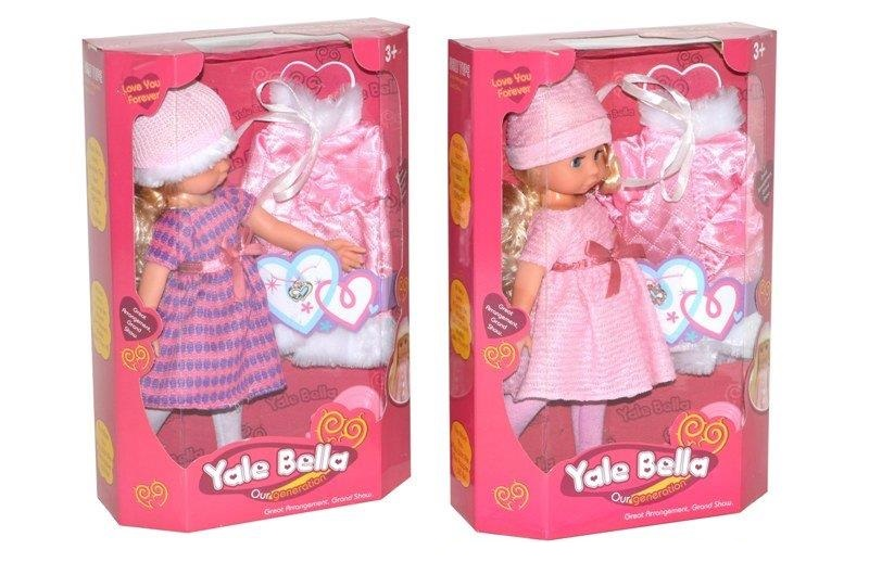 Bábika Bella 30 cm - náhodná