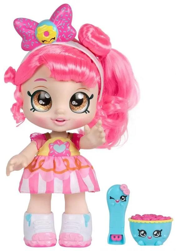 TM Toys Kindi Kids bábika Donatina 30cm