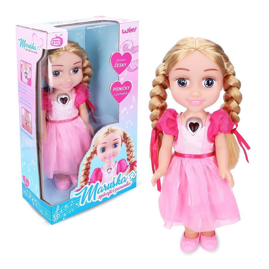 Spievajúca bábika Maruška 33cm