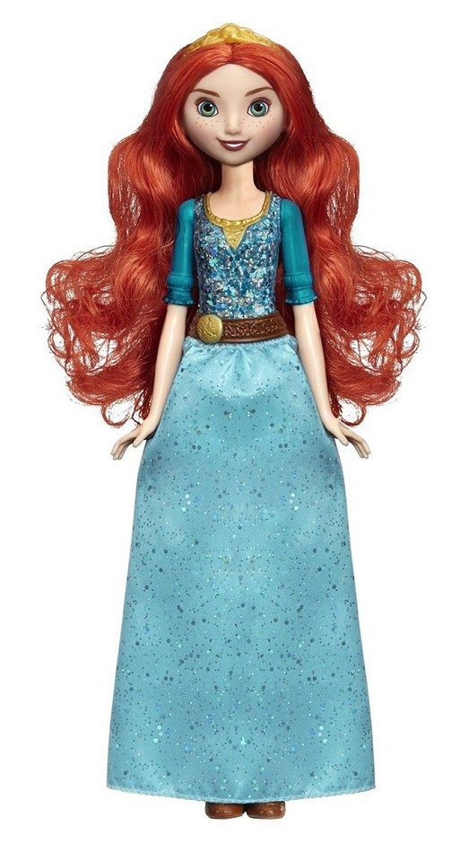 Hasbro Disney Princezné Merida 30cm