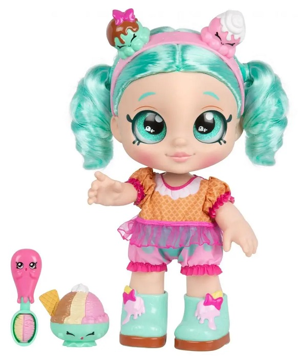 TM Toys Kindi Kids bábika Peppa Mint