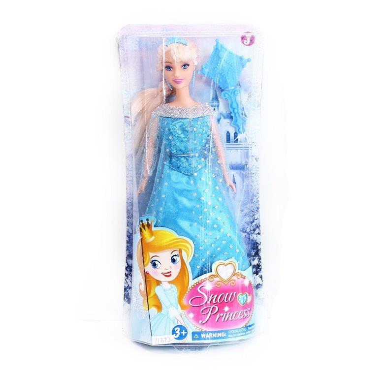 Bábika ľadová princezná 29 cm