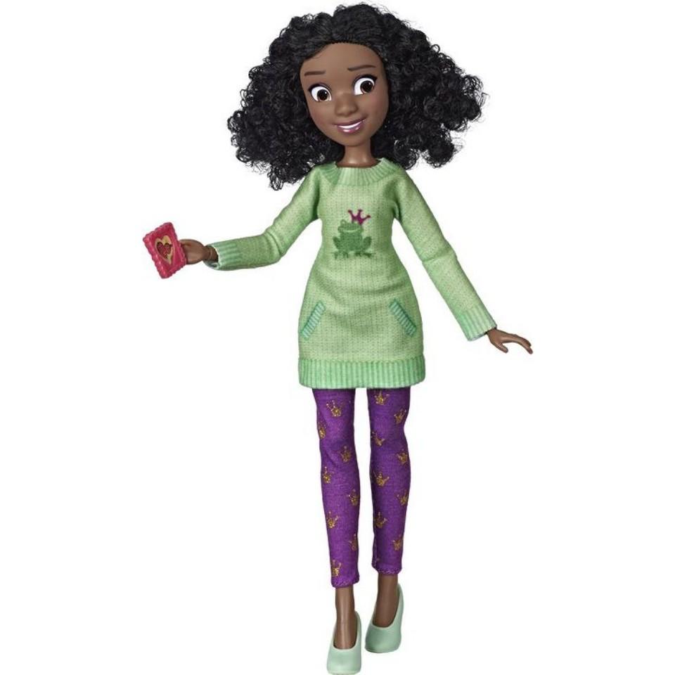 Hasbro Disney Princess Moderné bábiky Tiana 30cm