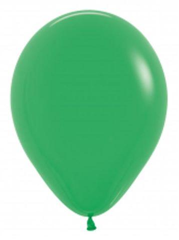 Balón R10 po farbách - tmavo zelená
