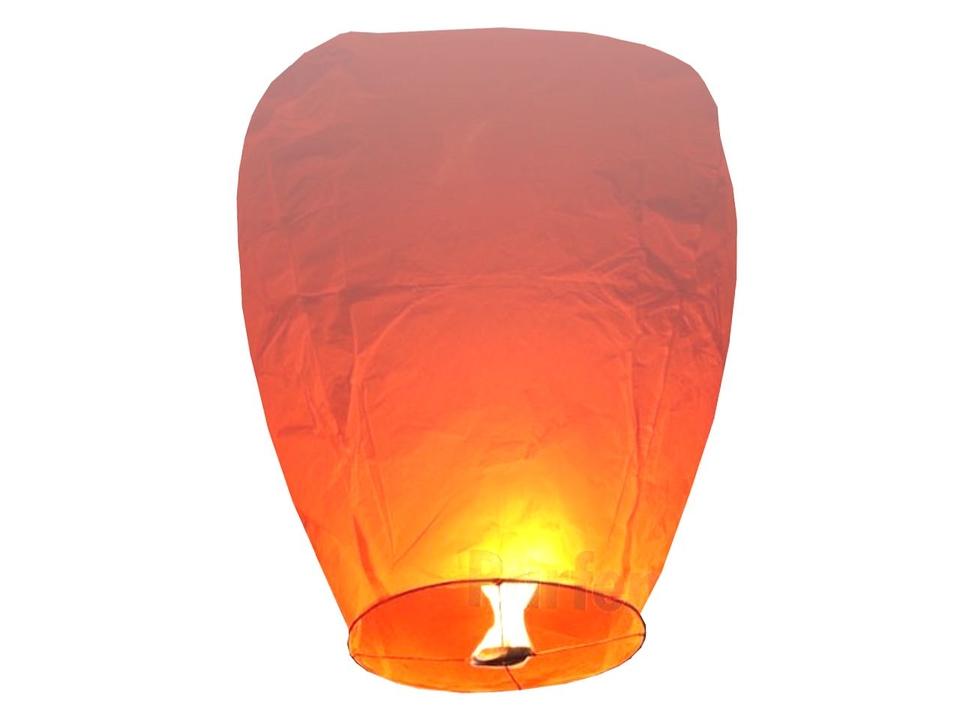 Lampion 40x100cm - ružová