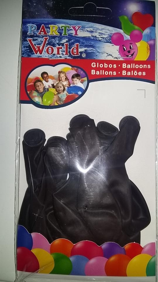 Balóny hnedé 10ks