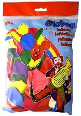 Balóny mix farieb 100ks