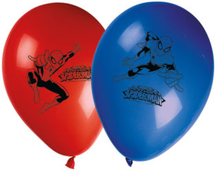 Balóny Spiderman 8ks