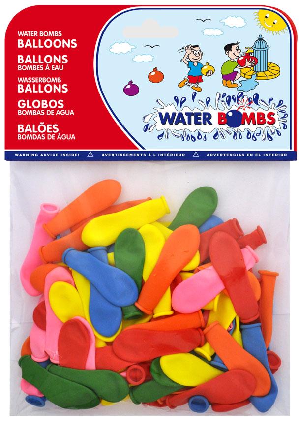Balóny vodné 100ks