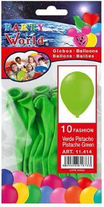 Balóny zelené 10ks