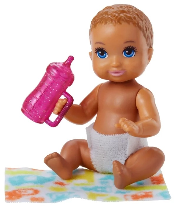 Mattel Barbie Bábätko a doplnky