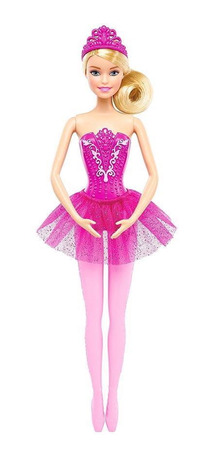 Mattel Barbie balerína 29cm - ružová