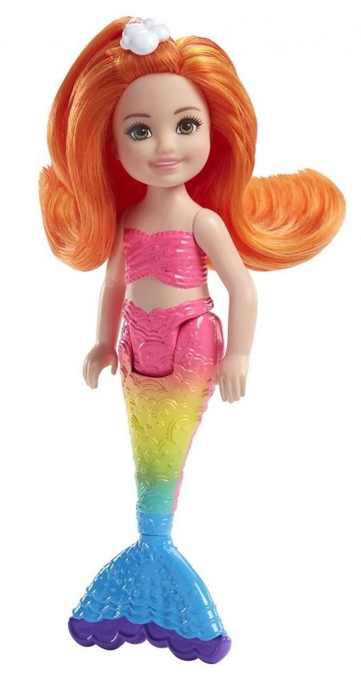 Mattel Barbie Dreamtopia Morská víla 14cm