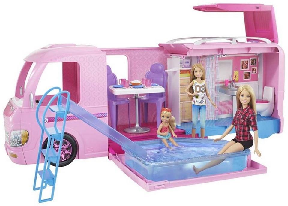 Barbie Karavan snov
