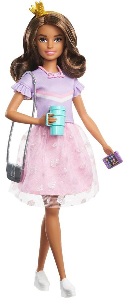 Mattel Barbie Princess Adventure Kamarátka Teresa