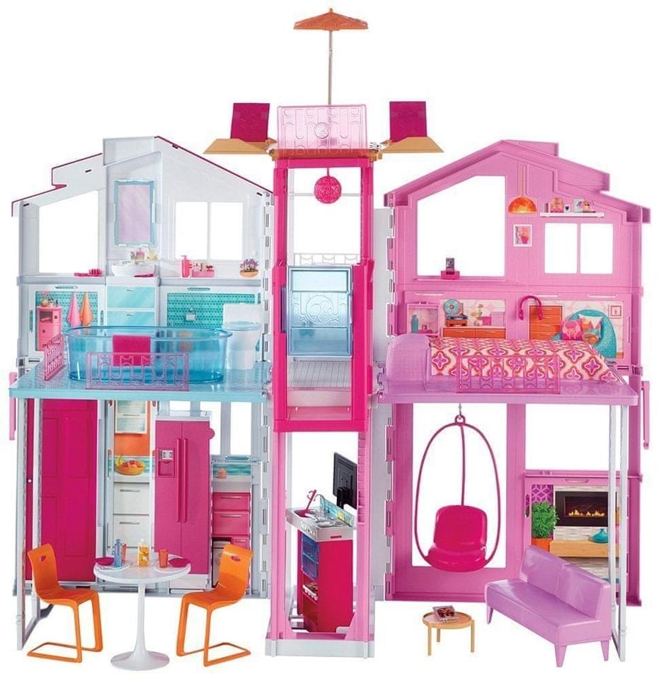 Barbie Vílový dom