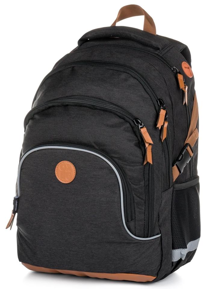 Školský batoh OXY SCOOLER Black