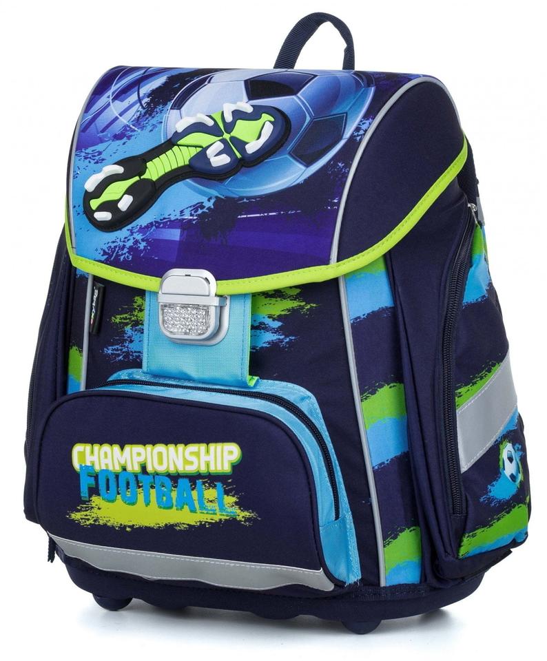 Školský batoh Premium Football