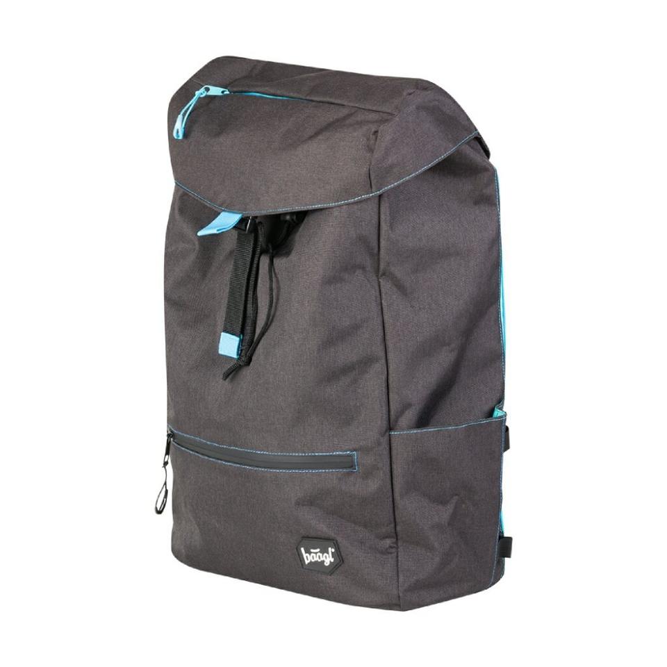 Študentský batoh Black